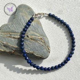 Lapis Lazuli Beaded Bracelet